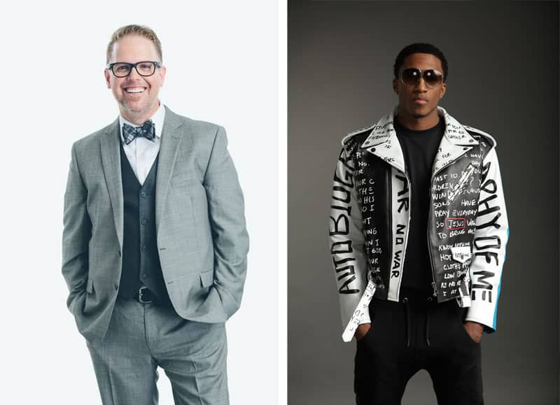 Bart Millard of MercyMe and Lecrae to Host 45th Annual GMA Dove Awards