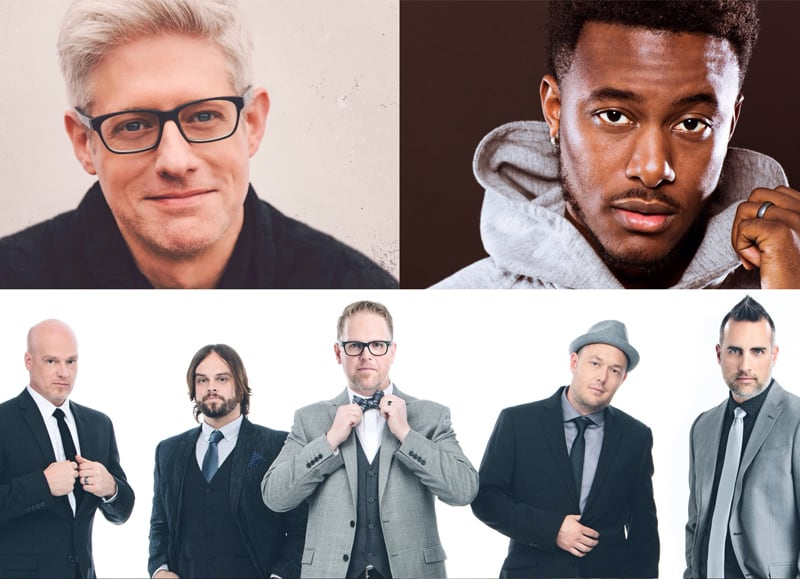 NEWS: More Talent Announced for 46th Annual GMA Dove Awards on October 13