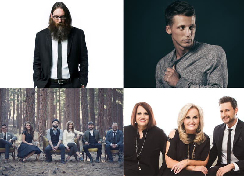 NEWS: More Talent Announced For 46th Annual GMA Dove Awards