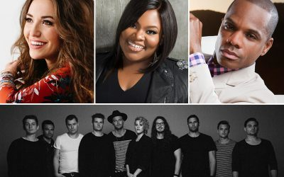 NEWS: The 47th Annual GMA Dove Awards Nominees Announced Today in Nashville