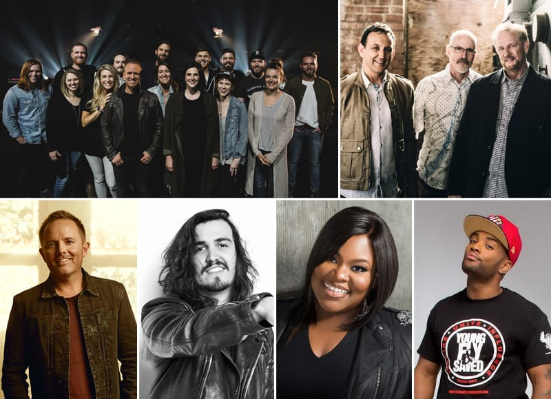 NEWS: More Talent Announced For The 47th Annual GMA Dove Awards