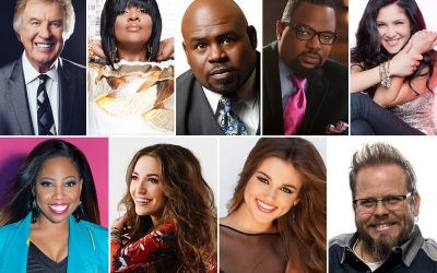 NEWS: GMA Announces More Talent and Special Awards Winners for 47th Annual GMA Dove Awards