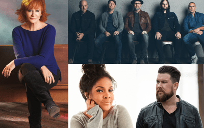 Reba McEntire, MercyMe, CeCe Winans & Zach Williams to Perform at 48th Annual GMA Dove Awards