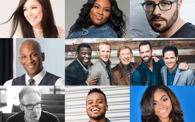 More Talent Added to 48th Annual GMA Dove Awards; Kari Jobe & Tasha Cobbs Leonard to Host