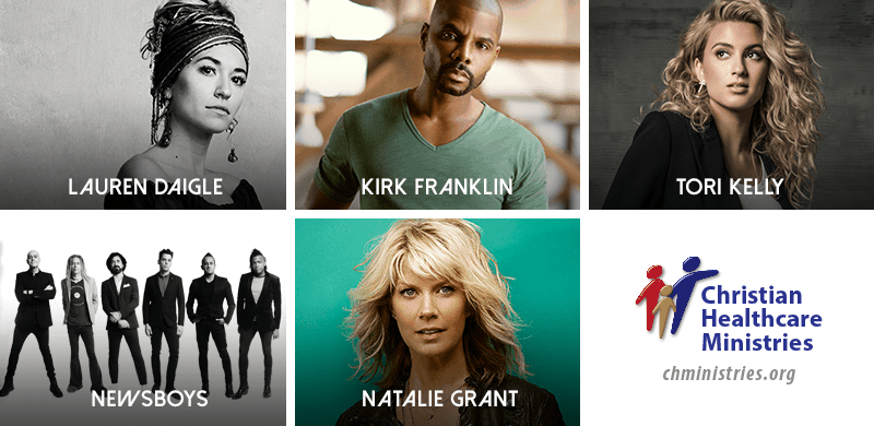 Lauren Daigle, Kirk Franklin, Natalie Grant, Tori Kelly and Newsboys Set to Perform at 49th Annual GMA Dove Awards