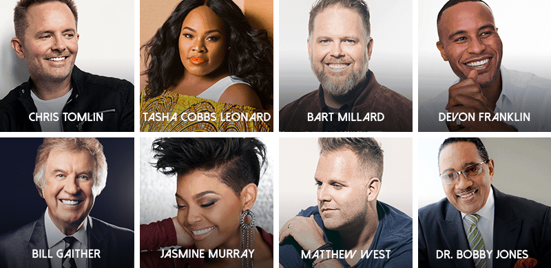 GMA announces presenters for 49th Annual GMA Dove Awards, October 16