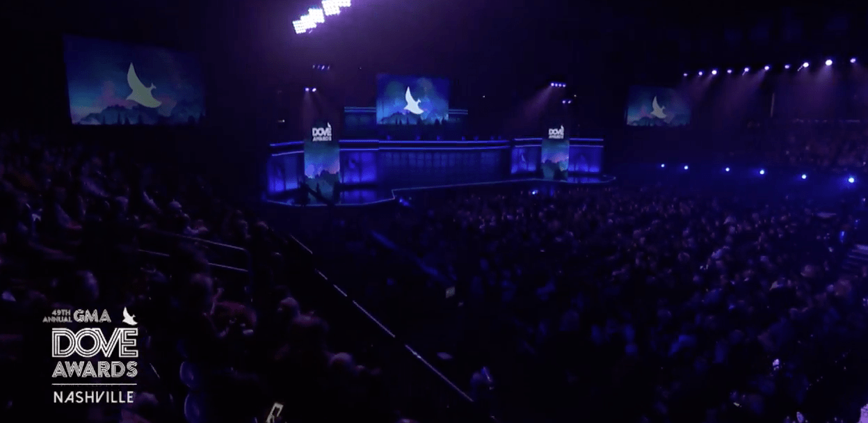 Watch the 49th Dove Awards on Facebook Live