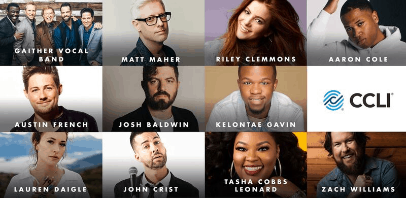 Lauren Daigle, John Crist, Tasha Cobbs Leonard, Zach Williams and More Added to 50th Annual GMA Dove Awards, October 15